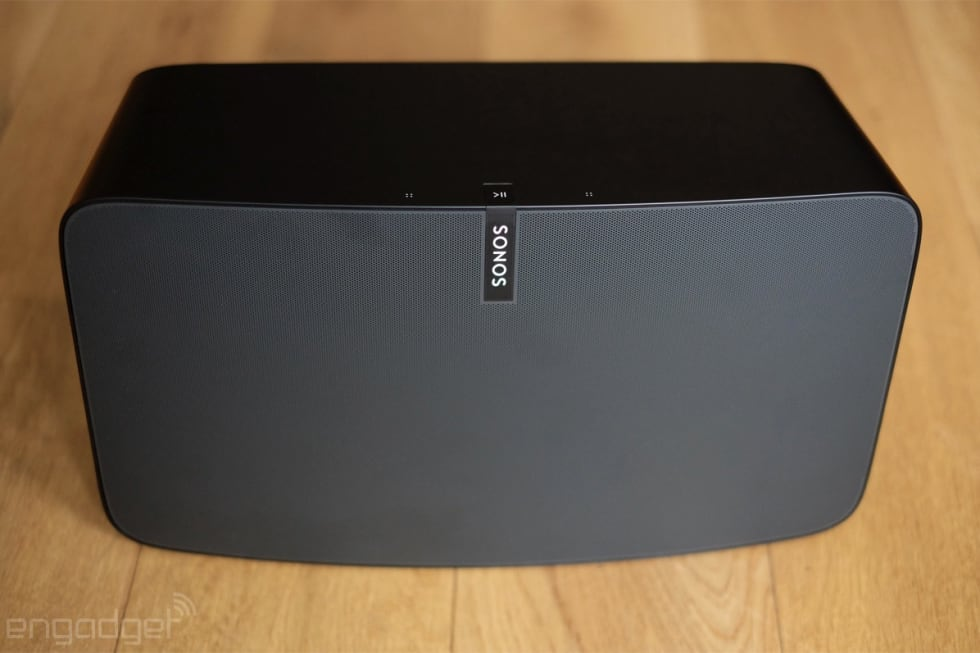 sonos play 5 gen 1 vs gen 2