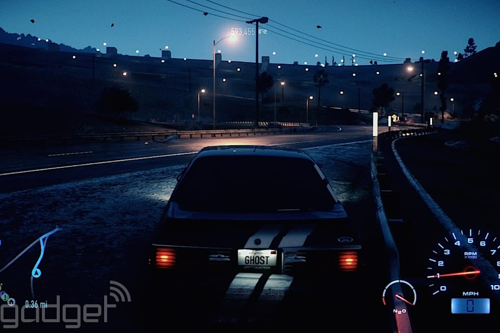 The new 'Need for Speed' looks like a movie shot on film