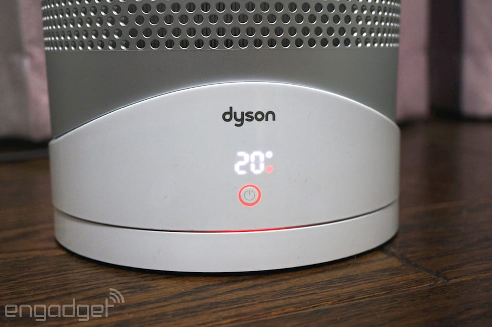 Dyson Pure Hot+Cool 评测
