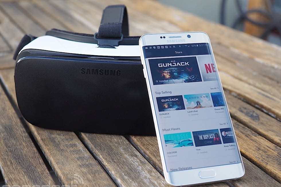 97be33072c7b Samsung Gear VR review (2015)  A no-brainer if you own a Samsung phone