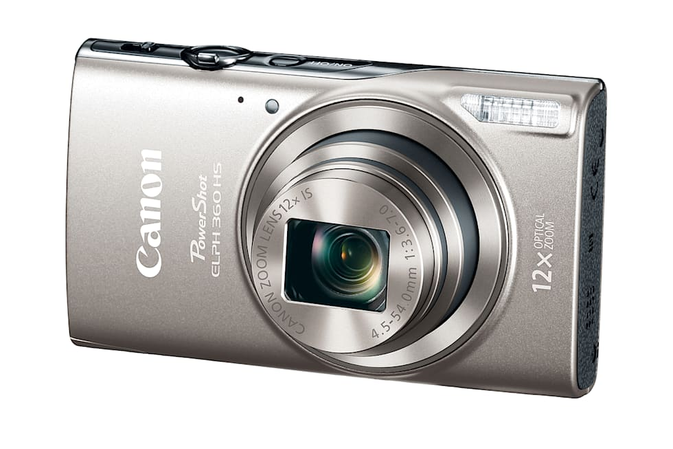CES 2016: Canon's new point-and-shoots and camcorders