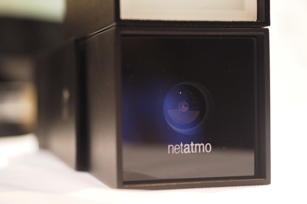 netatmo 39 s security cam can pick out cars humans and animals. Black Bedroom Furniture Sets. Home Design Ideas