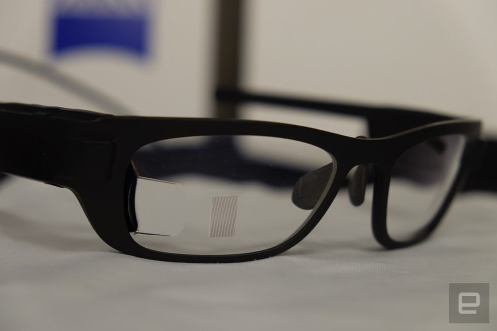 b34bce7f92 Carl Zeiss thinks it can make smart glasses you ll want to wear