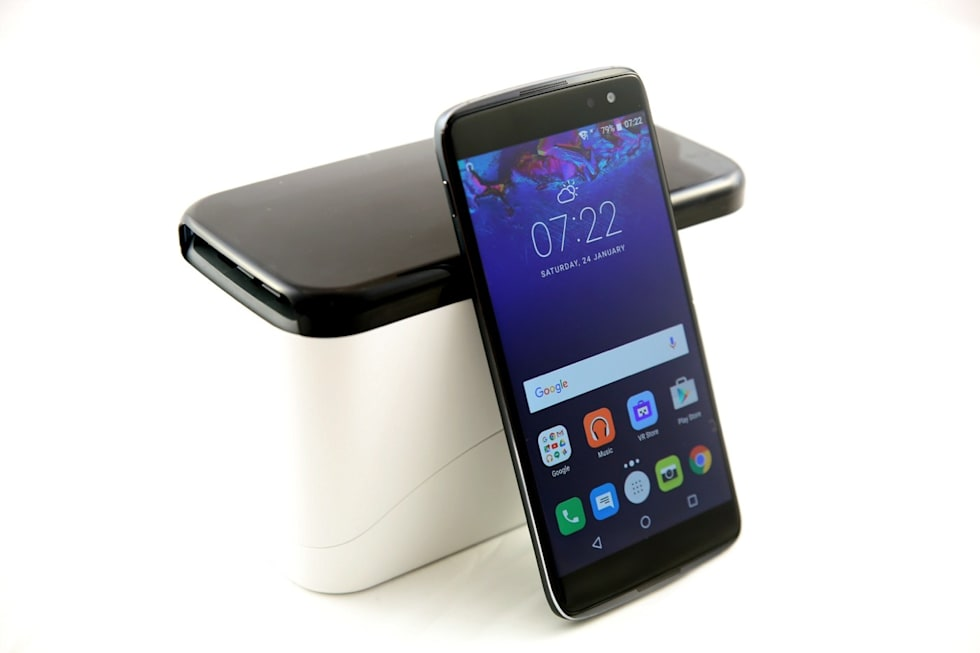 Hands-on with the Alcatel Idol 4