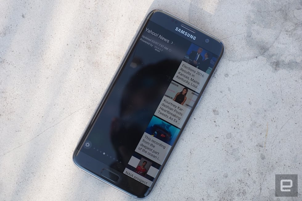 Galaxy S7 and S7 Edge review: Samsung's finest get more polished