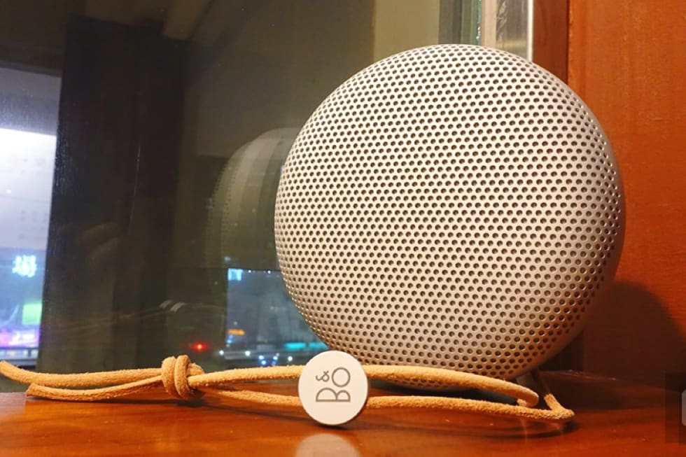 B&O Play Beoplay A1 動手玩