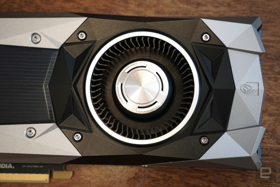 NVIDIA's GeForce GTX 1080 is the GPU upgrade you've been