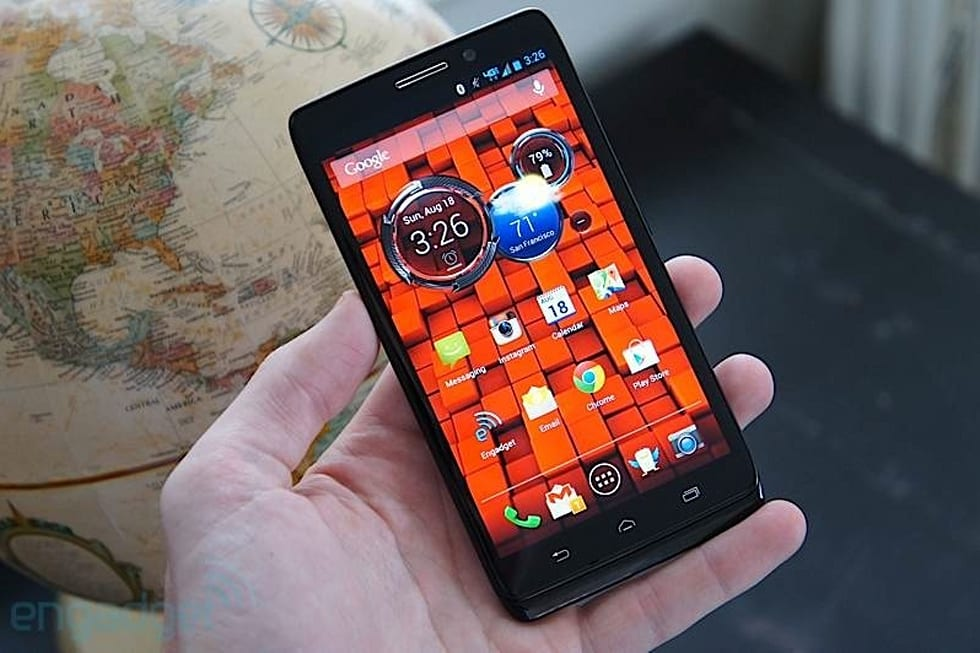 Motorola Droid Ultra review: a phone that doesn't need to exist