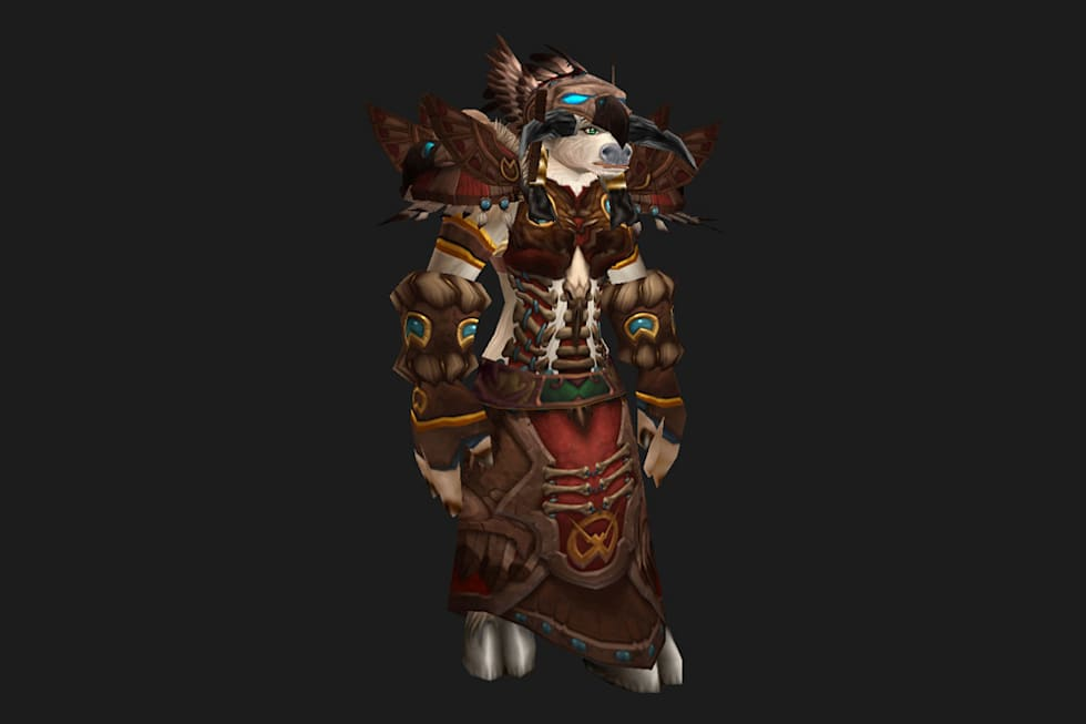 Brave the Black Temple for tier 6 transmogrification gear
