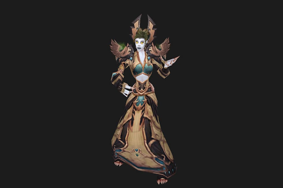Transmogrification sets from Sunwell Plateau, part 1