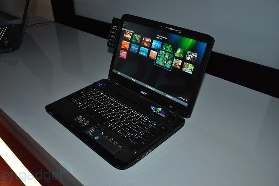 Plethora Of New Acer Aspires Emachines Gateway Laptops