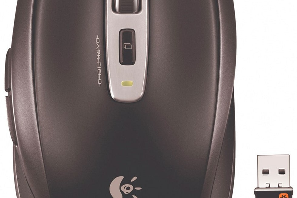 Logitech's Unifying-equipped Performance Mouse MX and Anywhere Mouse