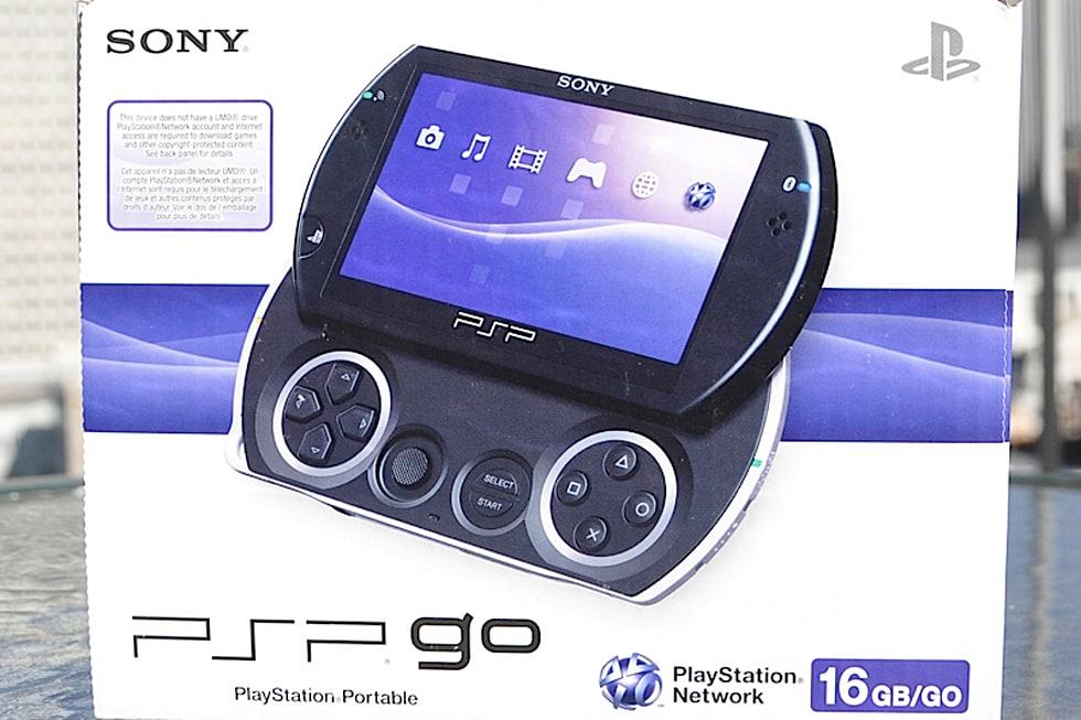 PSP Go review