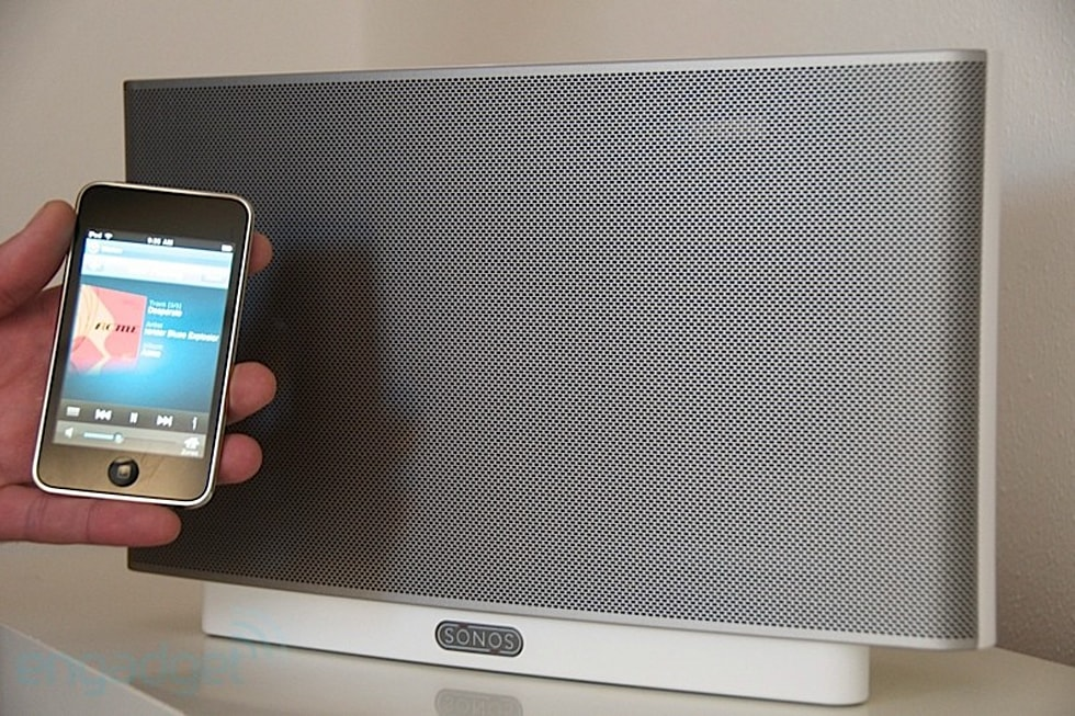 sonos s5 ears on review a premium ipod speaker dock without the dock. Black Bedroom Furniture Sets. Home Design Ideas