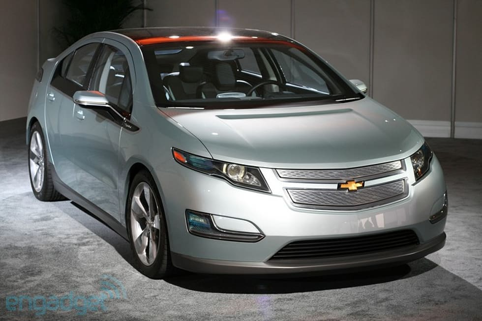Gallery Chevy Volt Test Drive 24 Photos