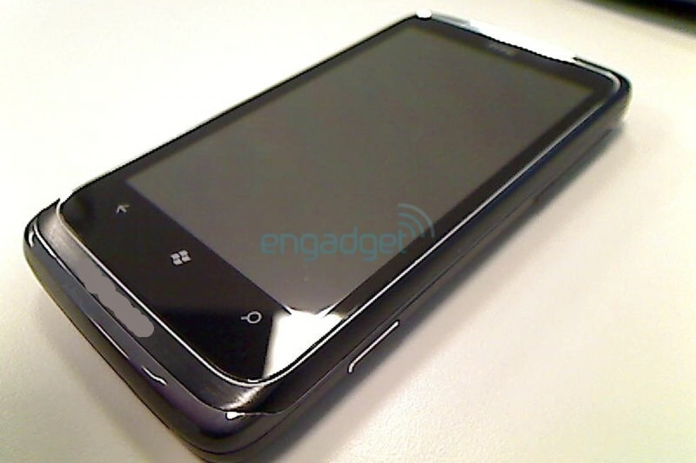 Exclusive Htc S Windows Phone Equipped Breaks Cover For At T