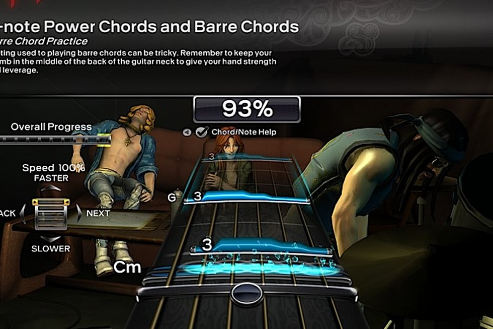 Rock Band 3 Pro Guitar Preview The Guitarist Vs The Guitar Hero