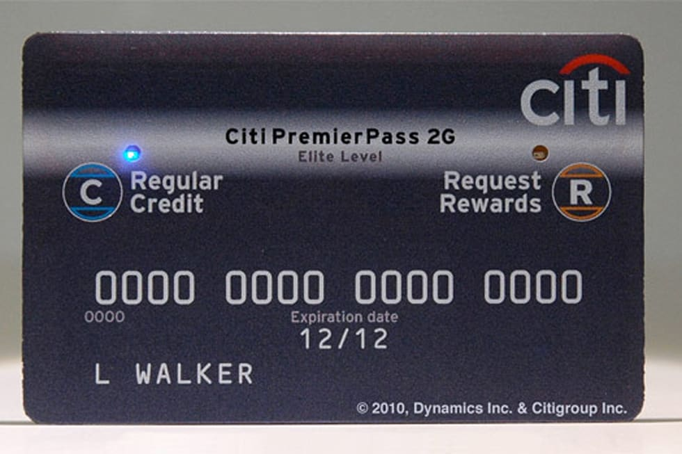 Redemption credit card puts points toward purchases, is destined to ...