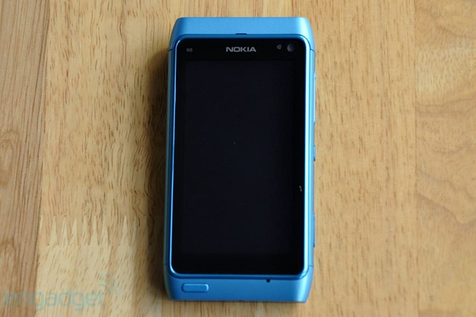 Nokia N8 review