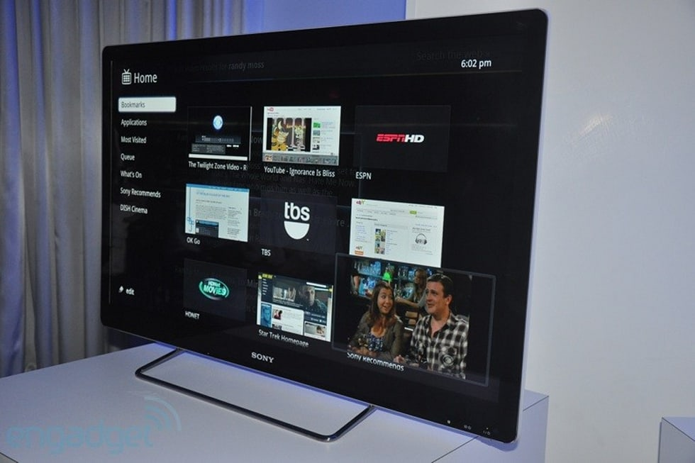 sony internet tv with google tv review. Black Bedroom Furniture Sets. Home Design Ideas