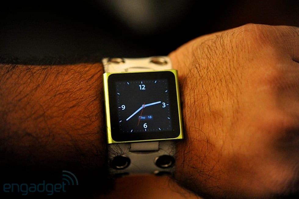 iPod nano review -- as a watch