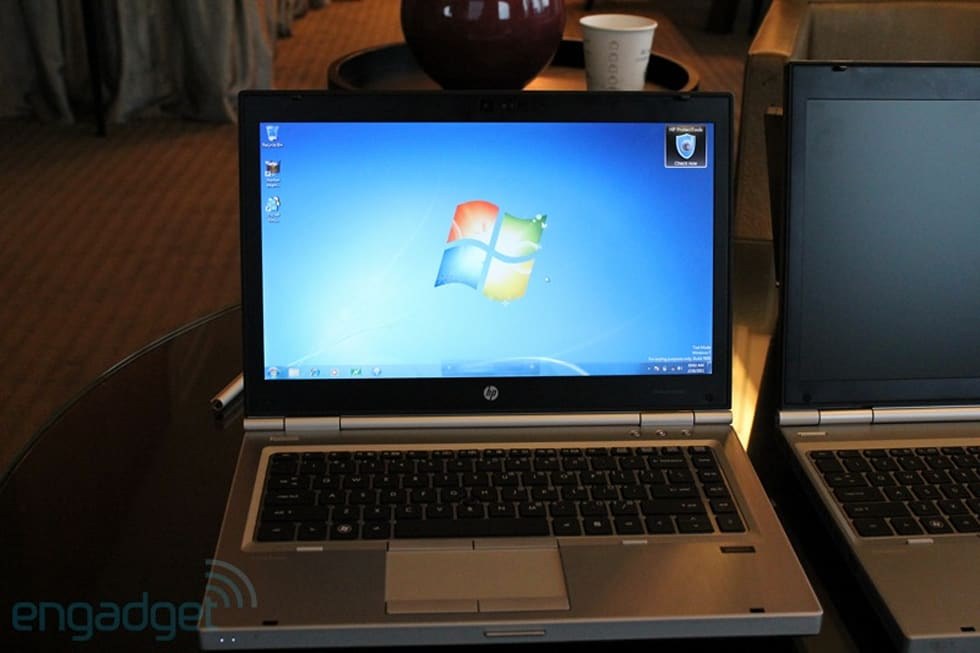 HP gets down to business with redesigned and refreshed