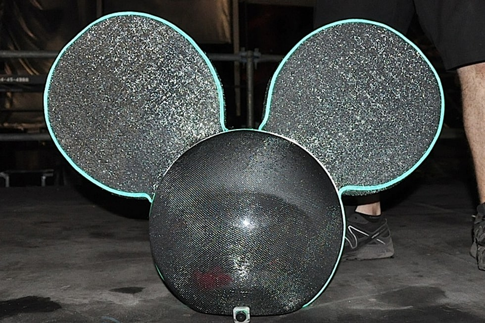 Deadmau5 Helmet Inside