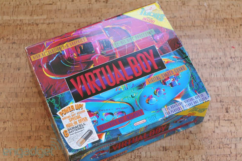 Nintendo Virtual Boy review