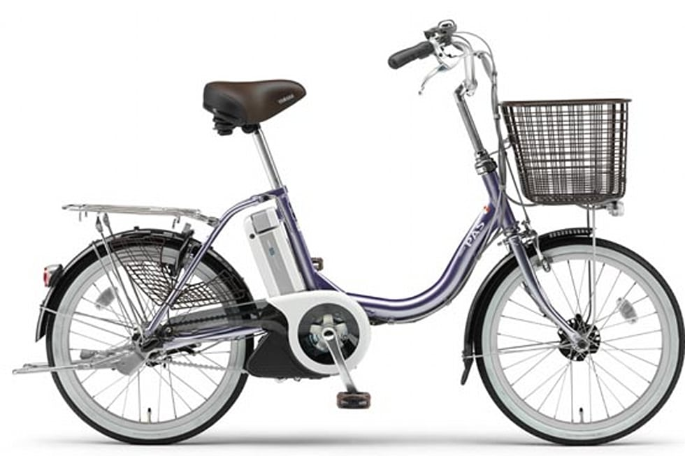 Yamaha doubles down on PAS CITY electric bicycle battery
