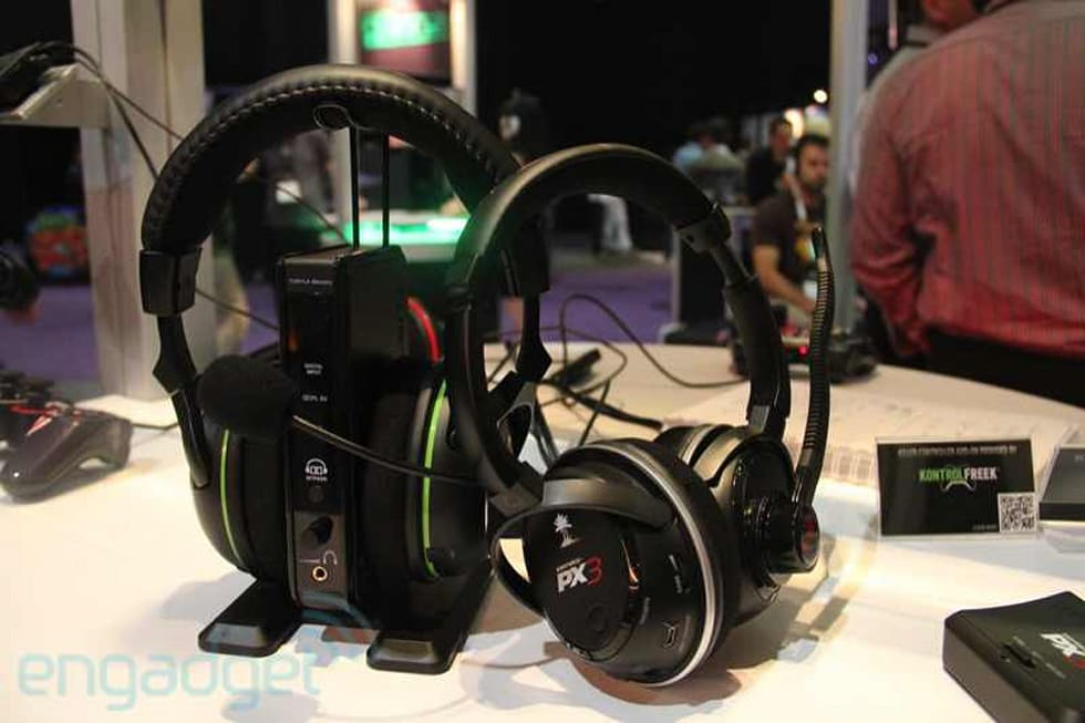 cc17bdb1ae2 Gallery: Turtle Beach Ear Force PX3 and XP500 hands-on   26 Photos