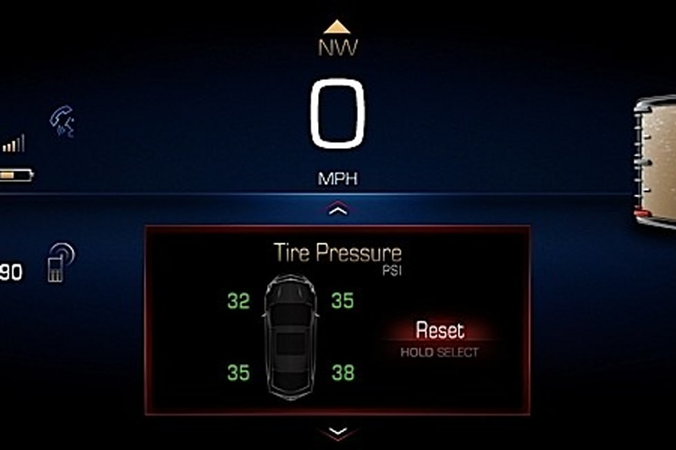 Cadillac unveils CUE infotainment system for connected