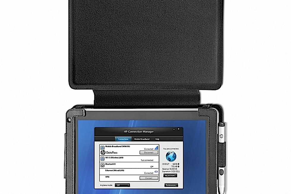 HP replaces the Slate 500 with the Slate 2, adds Swype and