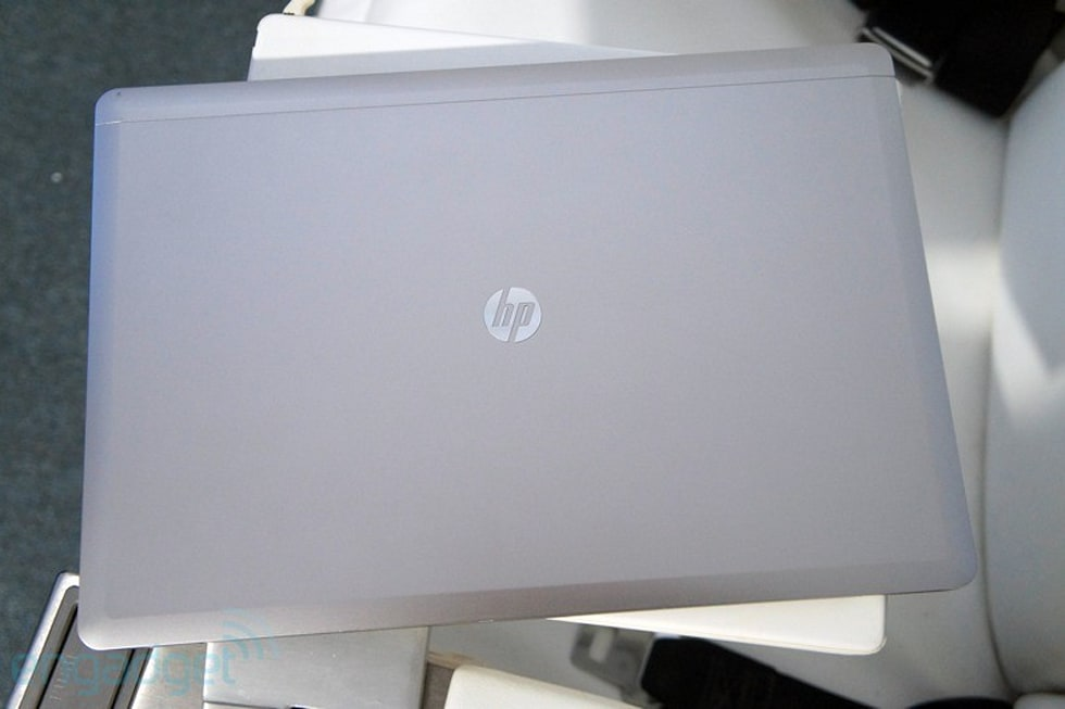 HP refreshes EliteBook line with five new models, Ivy Bridge