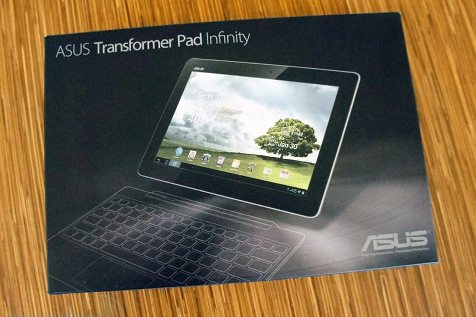 ASUS Transformer Pad Infinity TF700 review: meet the