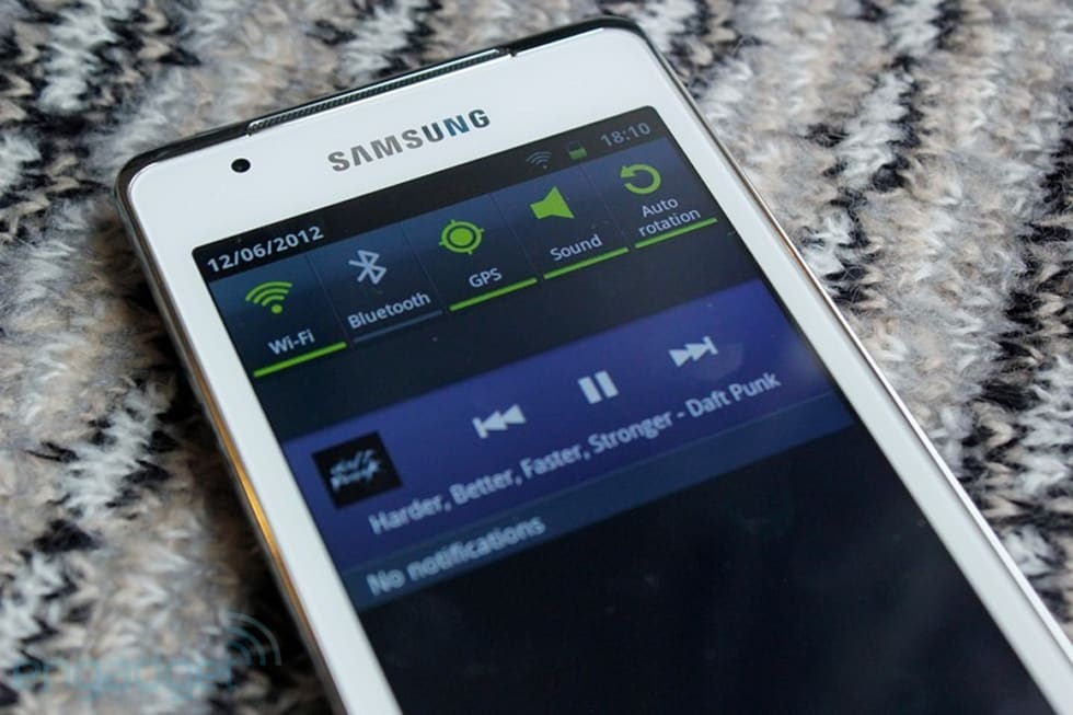 samsung galaxy player 4.0 caracteristicas