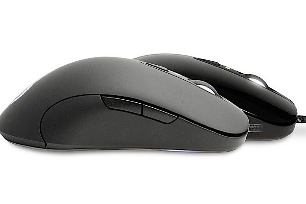 7aa62b9ab12 SteelSeries announces Sensei RAW gaming mouse duo, glossy and rubber ...