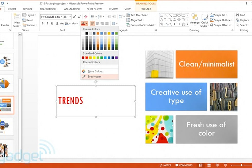 gallery microsoft office 2013 preview powerpoint 6 photos