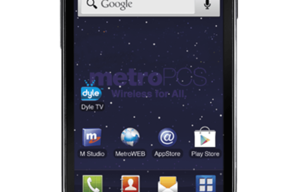 MetroPCS outs Samsung Galaxy S Lightray 4G: 4 3-inch Super AMOLED