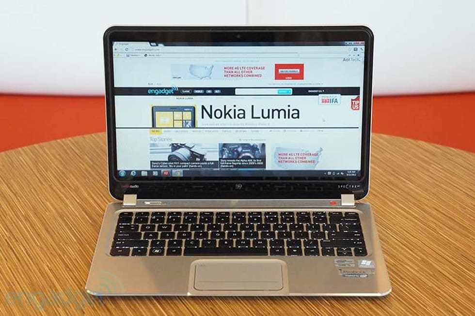 HP Envy Spectre XT review: a sleek and speedy Ultrabook with a