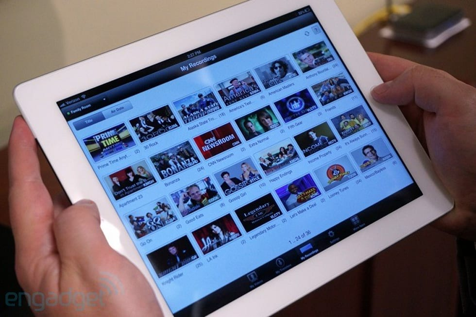 Dish Hopper Transfers for iPad takes your DVR content