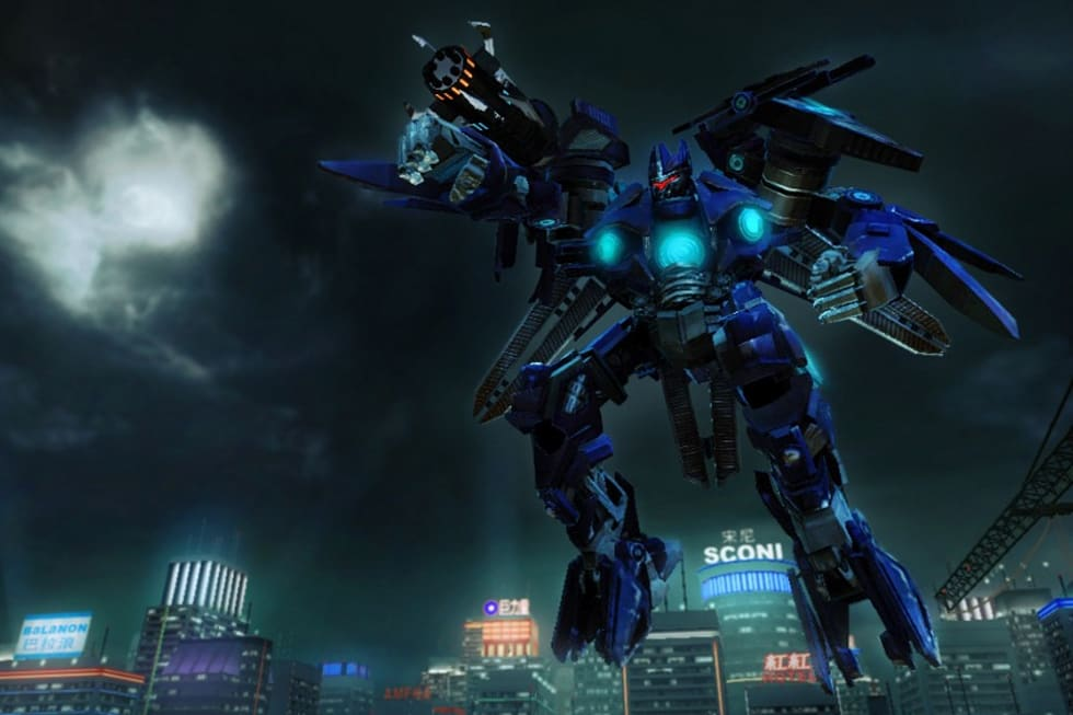 transformers revenge of the fallen video game download