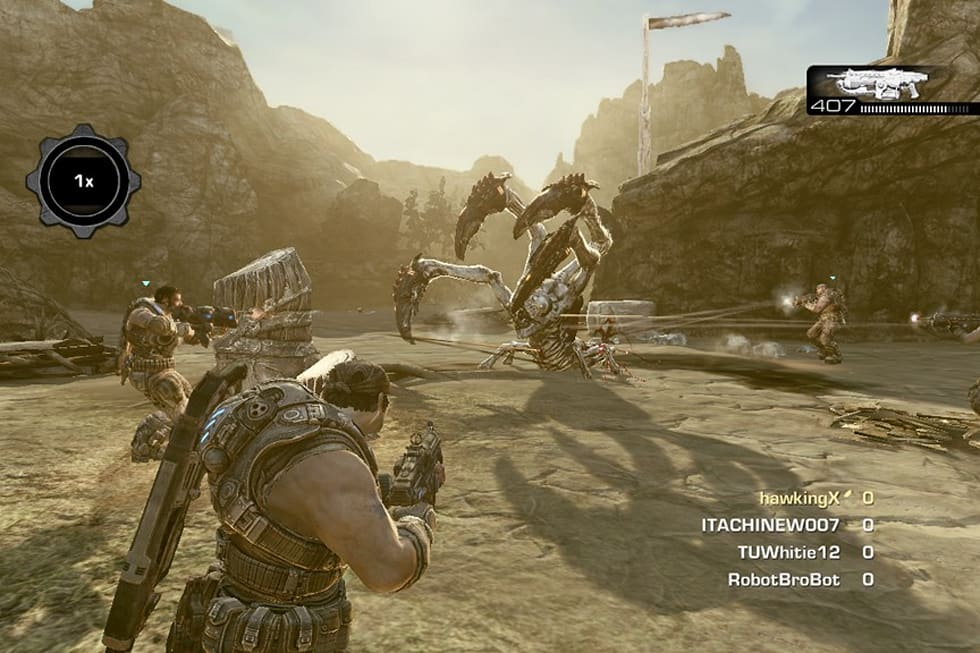 Gears of War 3 review: The damage done