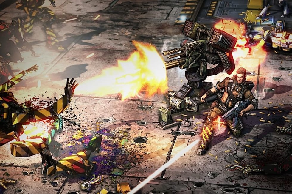 Co-opinion: Slaughtering Skags in Borderlands 2