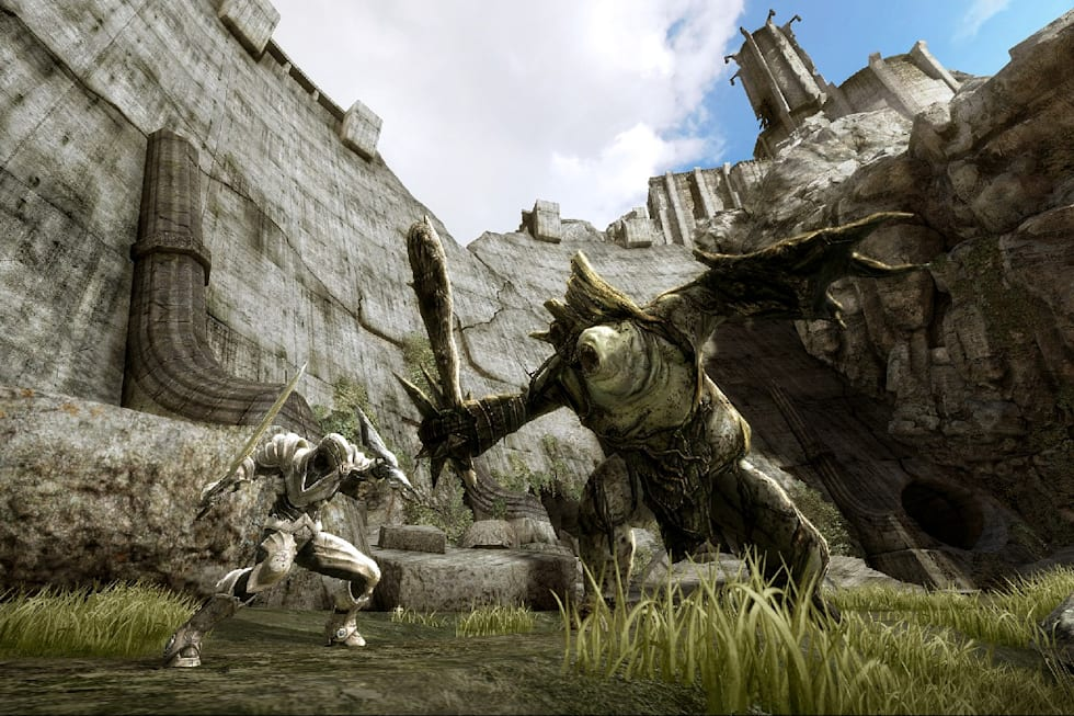 Unleash 'The Power of Liking' in Infinity Blade 2's 'Vault