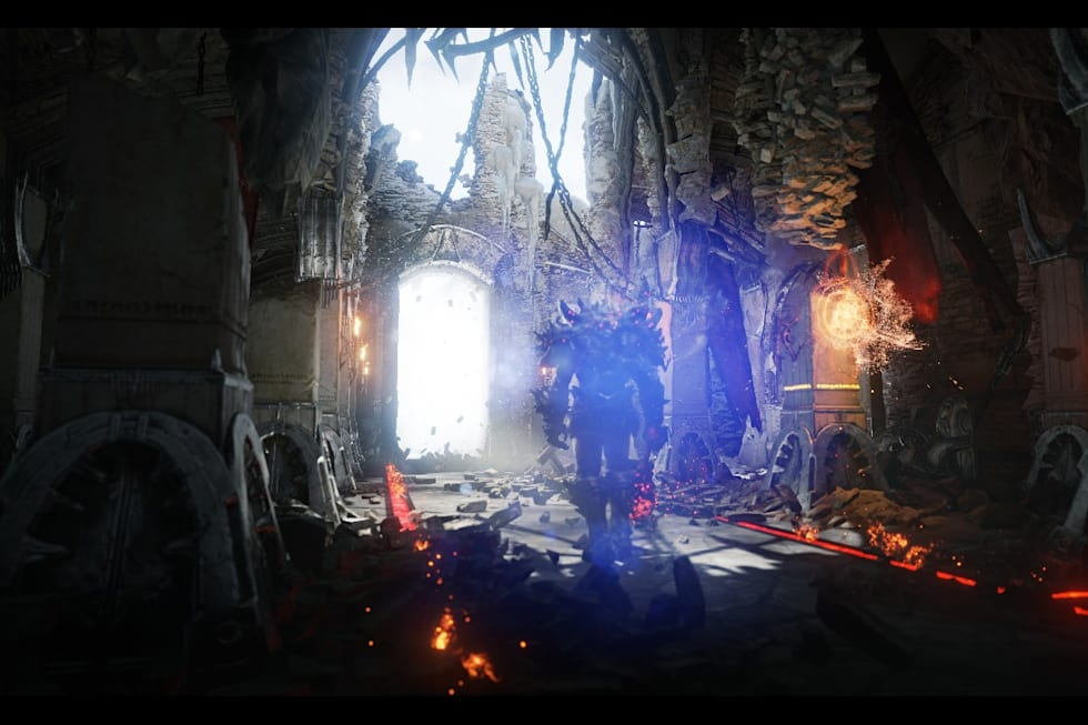 Unreal Engine 4 Images Demonstrate Top Of The Line Evil Eyes