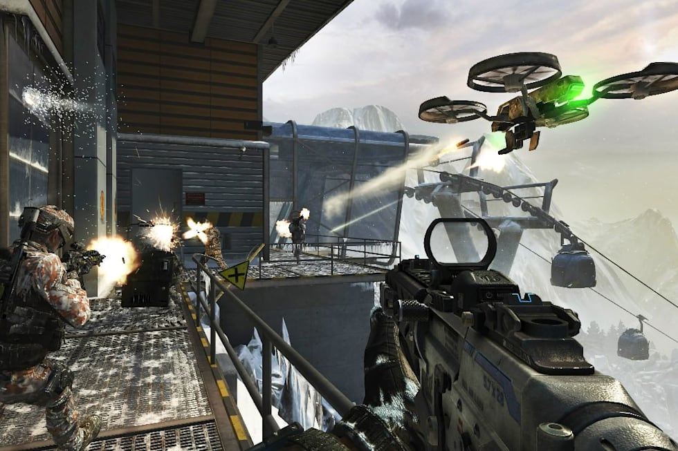 Black Ops 2 'Revolution' DLC hits PS3 and PC