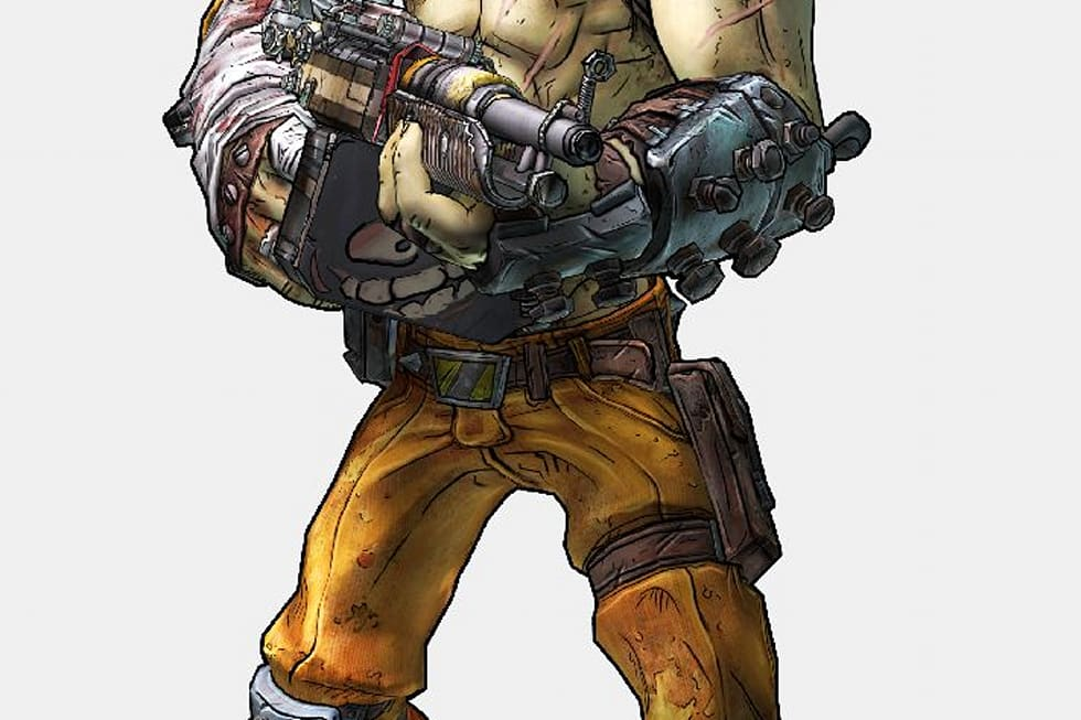 Borderlands 2 getting new class, level cap raise in the next