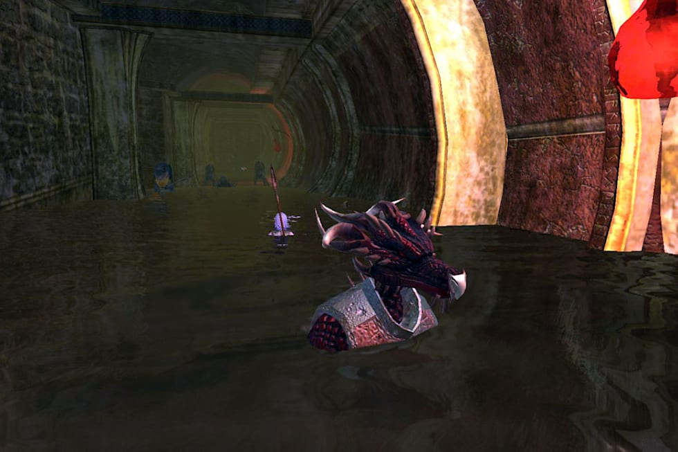 A walking tour of EverQuest 2's new Veksar dungeon