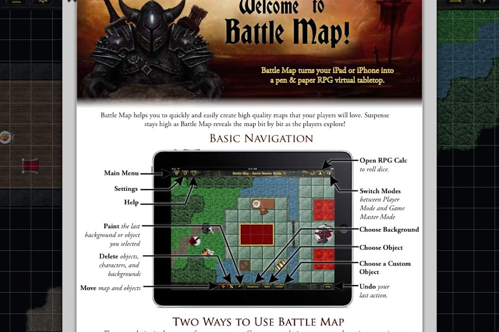 App Review: Battle Map lets you create huge worlds in small ... on samsung map apps, windows phone map apps, google map apps, gps map apps, ipad notes app, ipad mini maps, ipad clock app, apple map apps, ipad bcbs app, twitter map apps, desktop map apps, kindle fire hd map apps, ipad app logos, travel map apps, kindle fire hdx map apps,