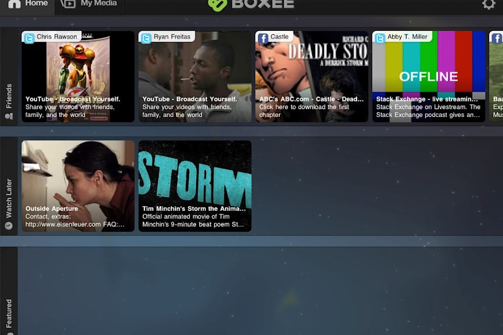 Boxee launches ipad app, new box update, media server and.